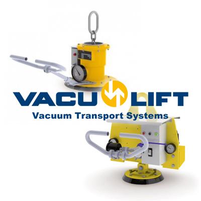 Manipuladores bajo gancho VACU-LIFT