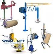 Manipuladores industriales de cargas