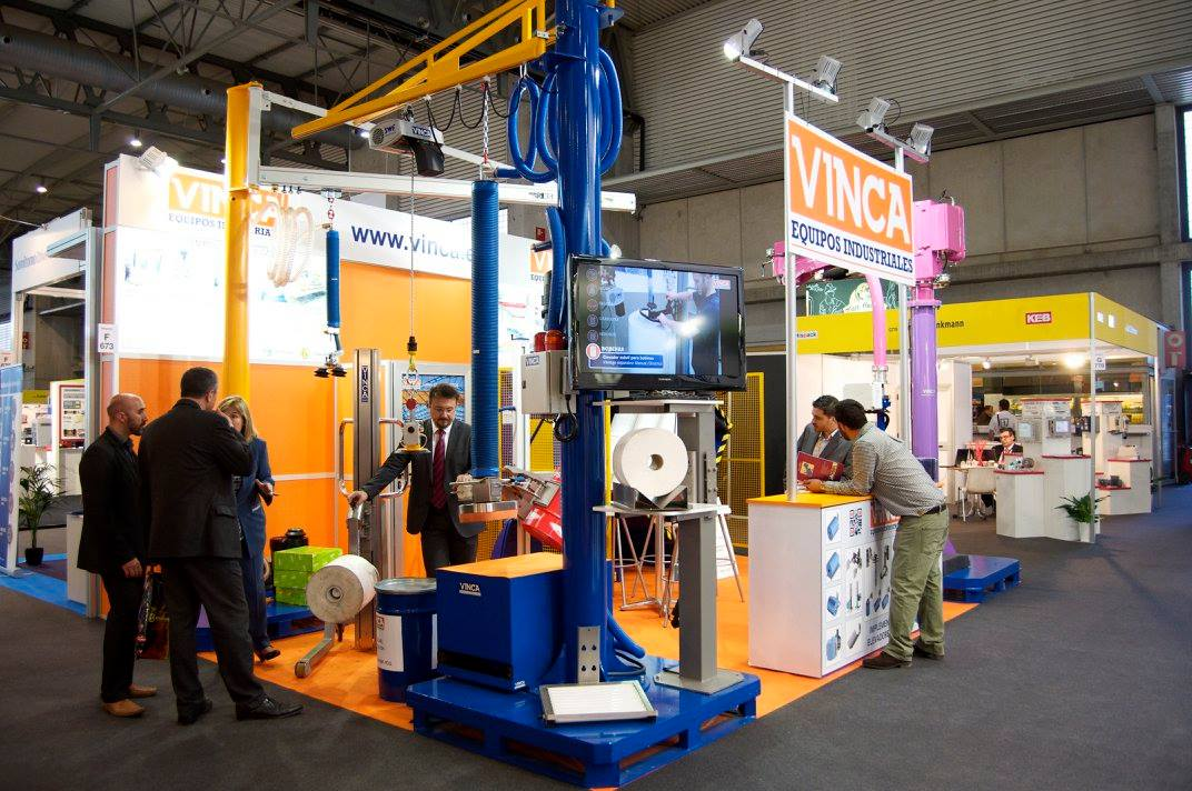VINCA present in the latest edition of HISPACK 2015