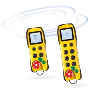 mandos de radio control Jay