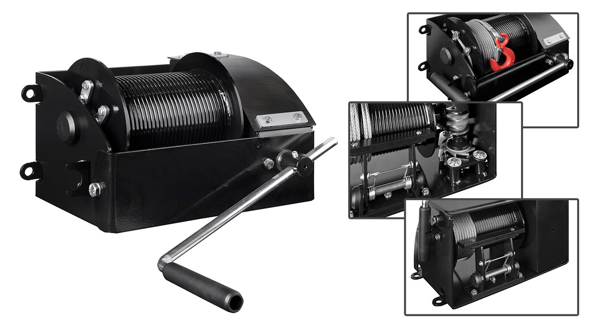 New Winch for Theater