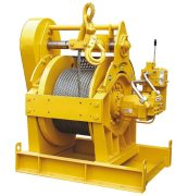 Treuils à entraînement hydraulique