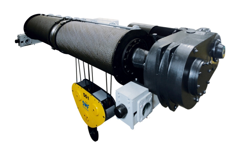 Polipasto eléctrico cable CRABSTER vinca
