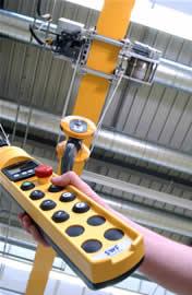 Optional radio control