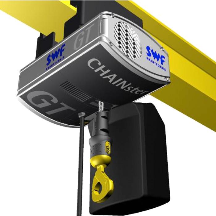 Polipasto eléctrico de cadena CHAINster GT con variador