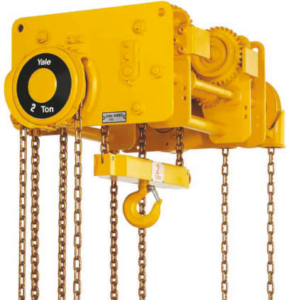 Polipasto manual de cadena 360 VNR