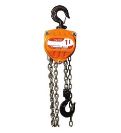 Hadef manual chain hoist