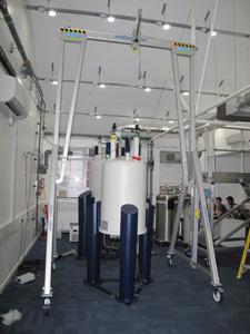 Bridge crane light aluminum industry