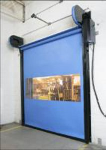Roll-up door FASTRAX 01