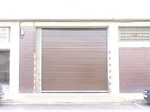 Porte intérieure enroulable 03