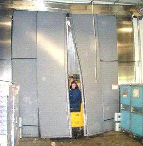 Special refrigerator door ISOTEK 03