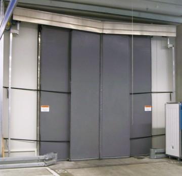 Special cold door ISOTEK 04