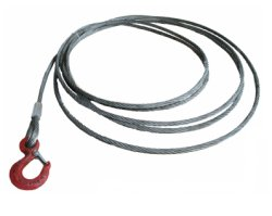 Optional cable with hook