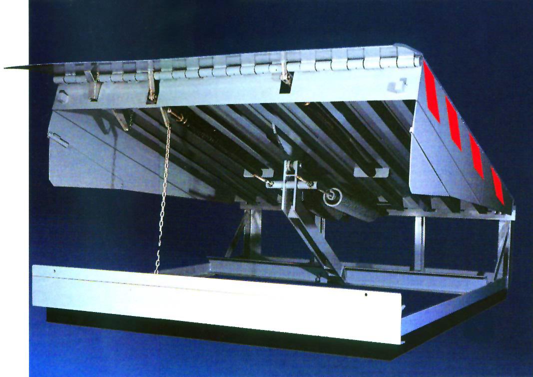 Rampa de carga RFA inspección