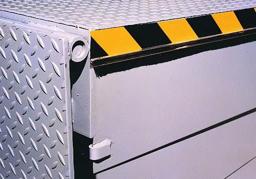 Lip loading ramp RFA