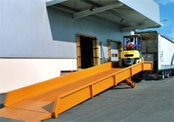 Rampa movil