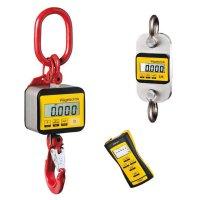 Dinamómetros y pesadores