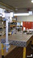 Aluminium custom made multilifts example 9