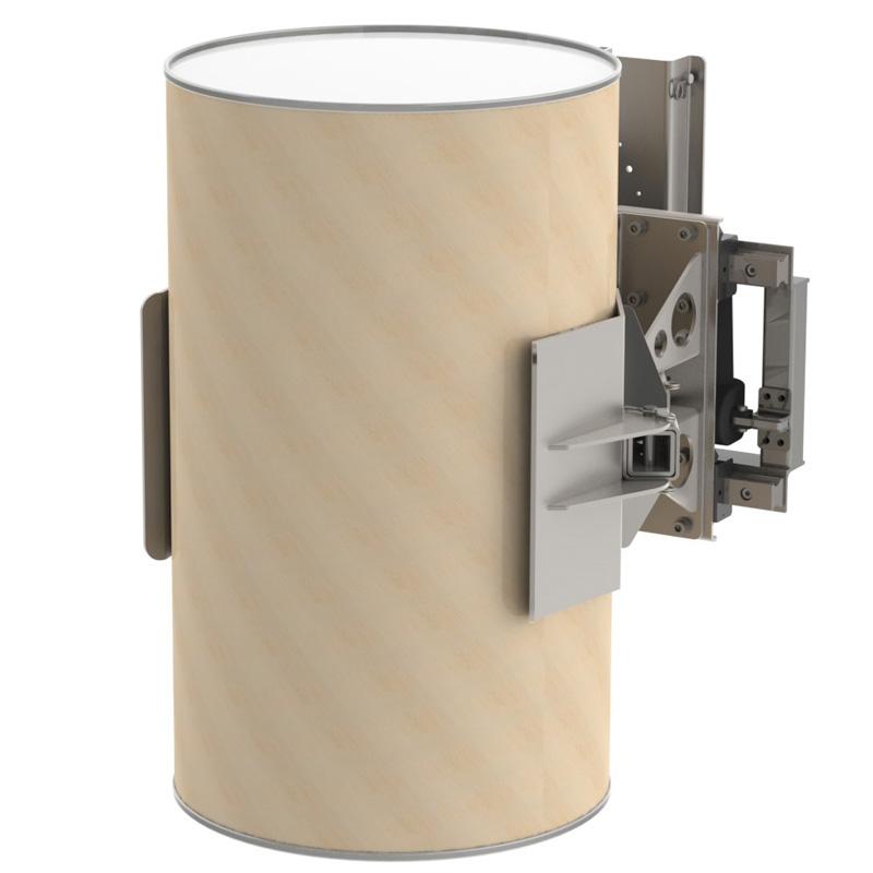 Elevador bidon carton vertical 2