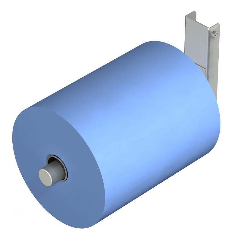 Elevador móvil para bobinas