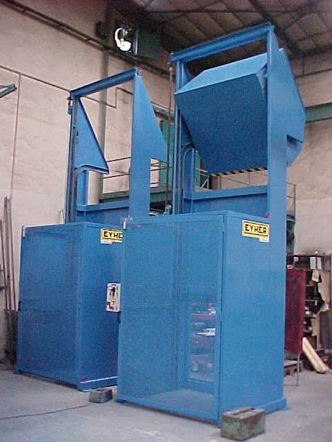 Tipping elevator SKIPS 05