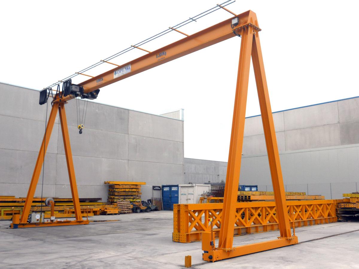 Portico 800x800 cranes