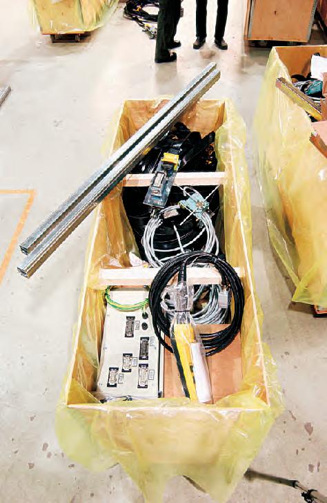Box of Crane Kit