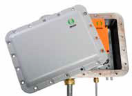 Receptor radio control ATEX