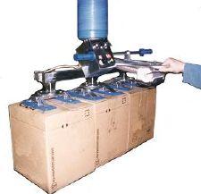 Trompex vacuum manipulator for boxes