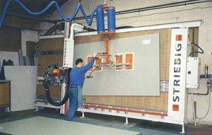 Manipulador de vacío para tableros de madera 03