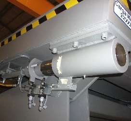 Hydraulic bolters
