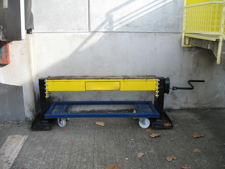 Tréteau Calage Safety