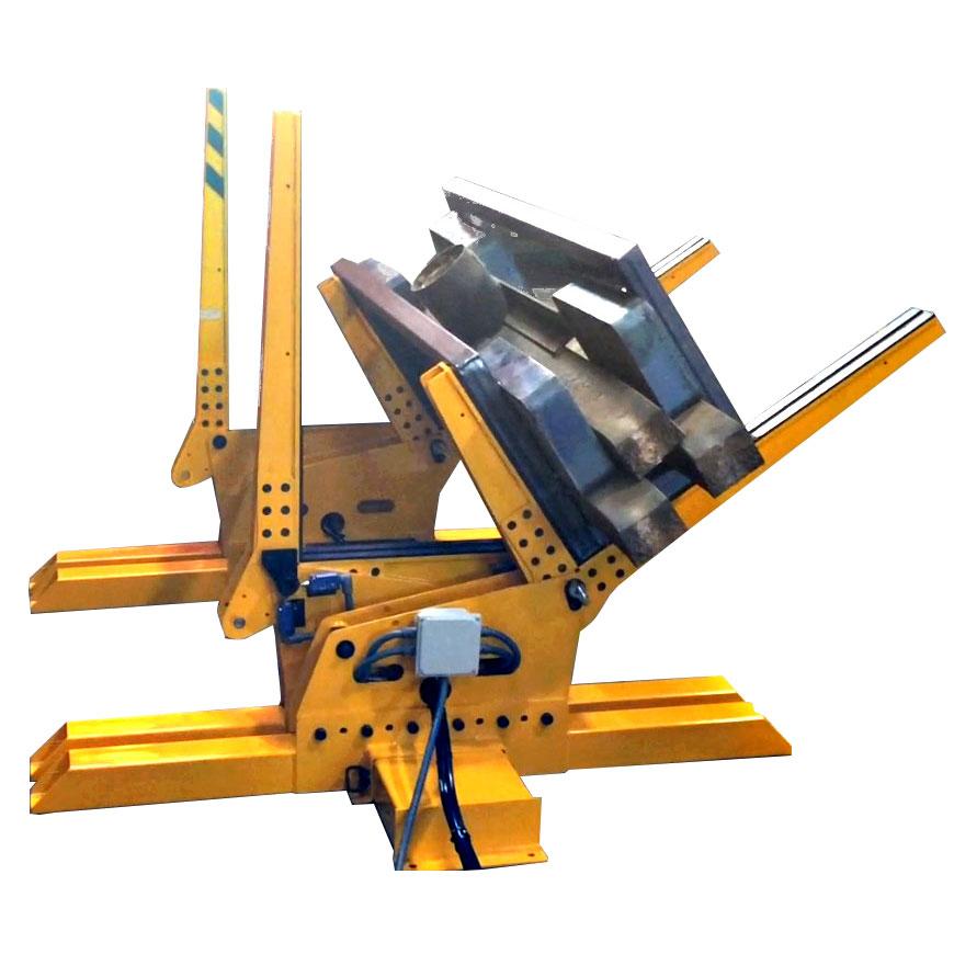 Inclinador Volteador 90 Grados Amarillo