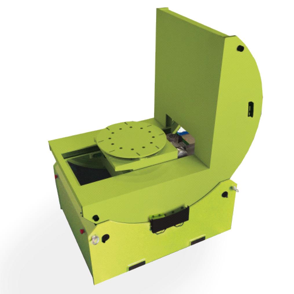 Inclinador Volteador ROT pro 180