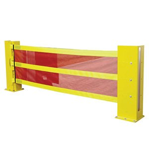Barrier dock guard 300