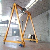 Car port crane wgr 0034