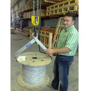 Implement vertical clamping drums coils 04