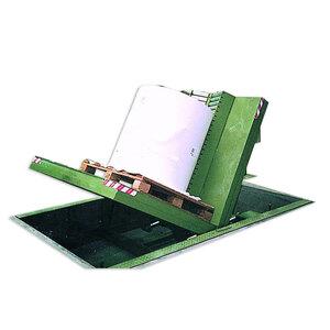 Tilting Tilter 90 Degree Green