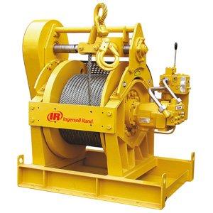 Cabestrante hidráulico pesado de Ingersoll Rand