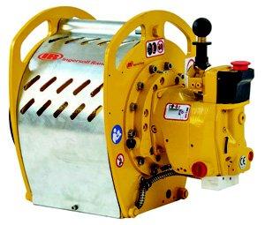 Cabestrante hidráulico de Ingersoll Rand portable