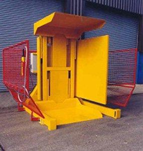 Modelo para carga a nivel usuario de suelo mediante pequena rampa de acceso