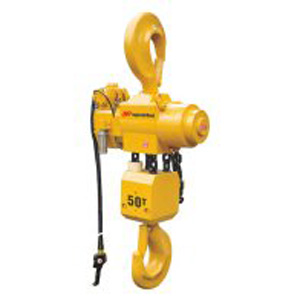 Pneumatic hoist liftchain air hook mount flyer