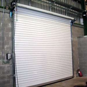 Interior insulated roll-up door 480x480