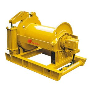 Pullstar heavy hydraulic winch