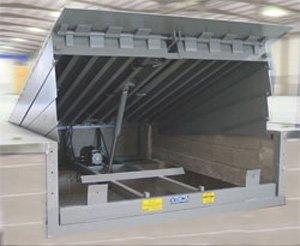 Rah automatic loading ramp