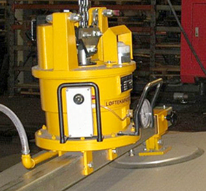 Self-priming Vaculift 750kg