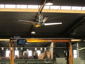 Industrial fan xl3 hv rite hite 02