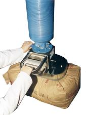 Manipulador de vacío TROMPEX para sacos