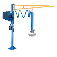 TROMPEX vacuum manipulator