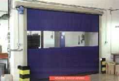 Opcional carcasa superior para puerta enrollable